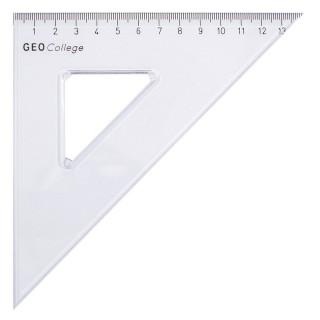 ARISTO Geodreieck GeoCollege 45° 20 cm