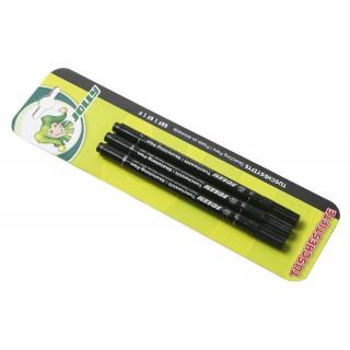 JOLLY Tuschestifte EEF/EF/F im Blister schwarz
