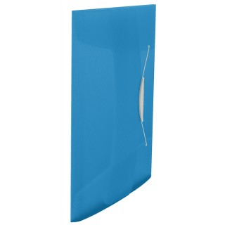 ESSELTE Dokumentenmappe Vivida A4 blau