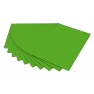 FOLIA Fotokarton 300 g/m² 50 x 70 cm grasgrün