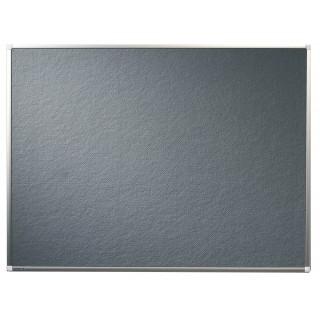 LEGAMASTER Pinboard 141654 Premium 90 x 120 cm Textil grau