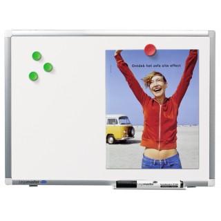LEGAMASTER Whiteboard Premium Plus 120 x 240 cm
