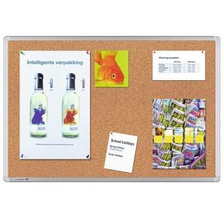 LEGAMASTER Pinboard Universal Kork 90 x 120 cm
