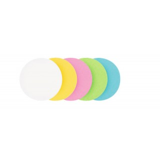 LEGAMASTER Moderationskreise 9,5 cm 500 Stück farbig sortiert