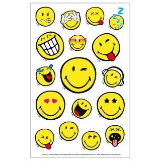 HERLITZ Sticker SmileyWorld klein selbstklebend 3 Bogen