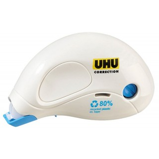 UHU Korrekturroller Compact 5 mm weiß