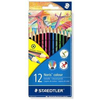 STAEDTLER Buntstifte 185 12 Stück mehrere Farben