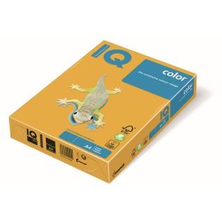 IQ Color Kopierpapier A4 120g/m2 250 Blatt sonnengelb
