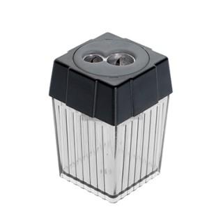 ALCO Doppelspitzdose 3015 schwarz