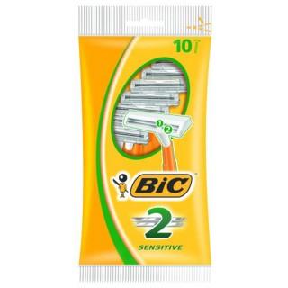 BIC Rasierer 2 Klingen Sensitive 10 Stück