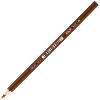 JOLLY Buntstift 3000 Supersticks Classic 12 Stück goldocker