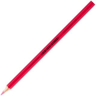 JOLLY Buntstift 3000 Supersticks Classic 12 Stück dunkelrosa