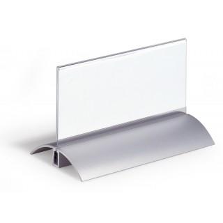 DURABLE Tischnamensschild 2 Stück 61 x 150 mm