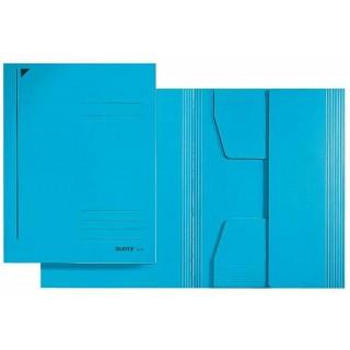 LEITZ Jurismappe 3924 A4 aus Recyclingkarton blau