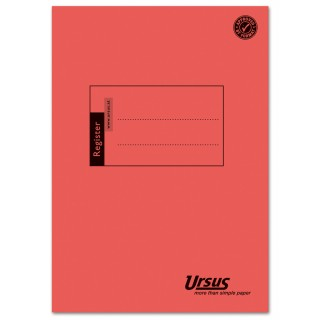 URSUS Registerheft T460R A4 60 Blatt liniert