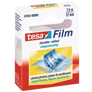 TESA Klebeband 57910 doppelseitig 12 mm x 7,5 m