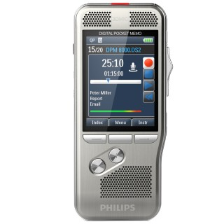 PHILIPS Pocket Memo Digital Diktiertgerät 8500