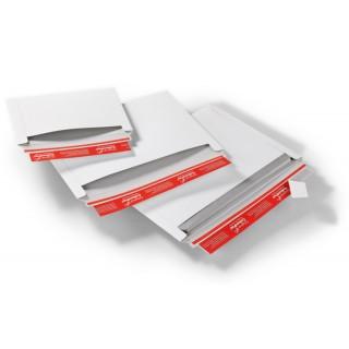 COLOM PAC Versandtasche 2 Stück weiß