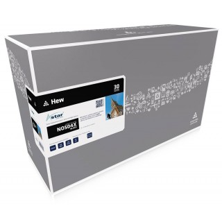 ASTAR Toner mit Chip HP CE250X 10,5K schwarz