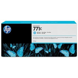 HP Tinte Nr. 771C B6Y12A 775 ml light cyan