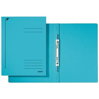 LEITZ Spiralhefter A4 Karton blau