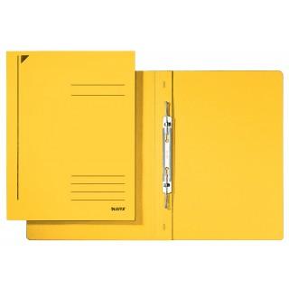 LEITZ Spiralhefter A4 Karton gelb