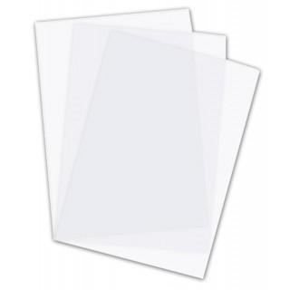 RECOsystems Deckblatt A4 0,20 mm 100 Stück transparent