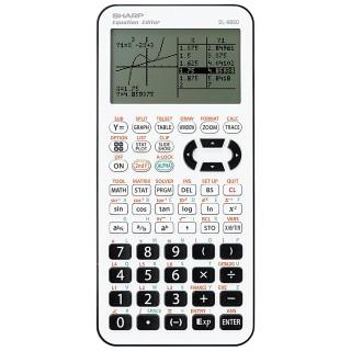 SHARP Graphiktaschenrechner EL-9950