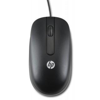 HP USB-Maus QY777AA Optical Scroll schwarz