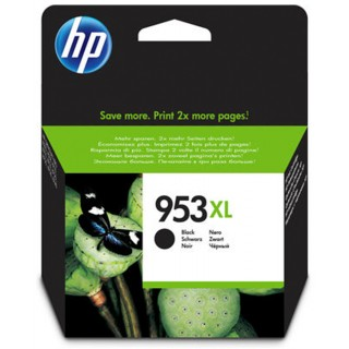 HP Tintenpatrone Nr. 953XL black