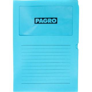 PAGRO Organisationsmappen 10 Stück blau