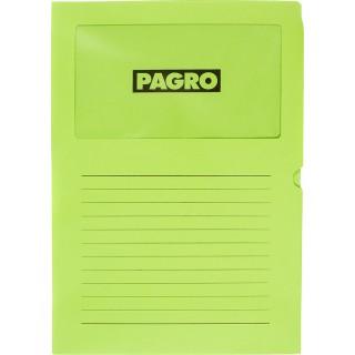 PAGRO Organisationsmappen 10 Stück grün