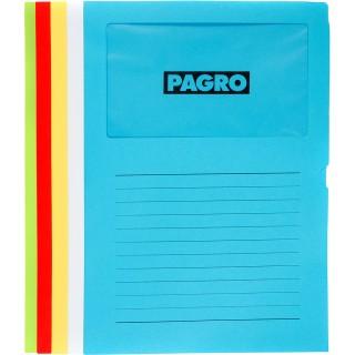 PAGRO Organisationsmappen 10 Stück mehrere Farben