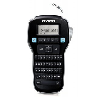 DYMO Beschriftungsgerät LabelManager 160 schwarz