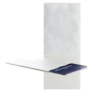 ÖKI Tyvektasche C4T/TY-SF DIN C4 mit Seitenfalte und Haftklebestreifen 55 g/m² weiß