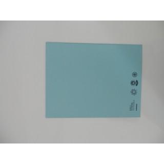 PAGRO Flügelmappe Karton A4 blau