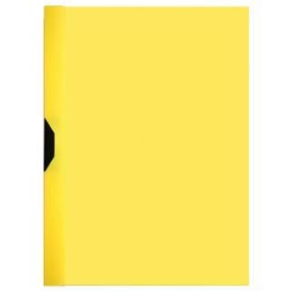 OPTIMA Clipmappe A4 gelb