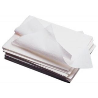 FRANKEN Löschpapier 100 Blatt weiß