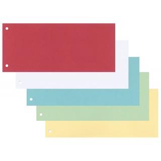 Trennstreifen 100 Stück 24 x 10,5 cm mehrere Farben