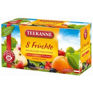 TEEKANNE Früchtetee 20 Stück