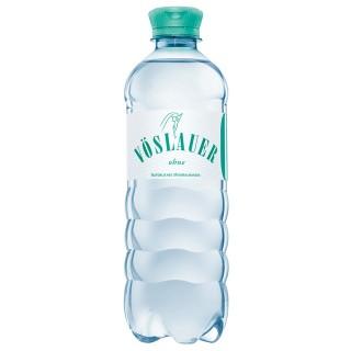 VÖSLAUER Mineralwasser ohne 12 Flaschen à 0,5 Liter