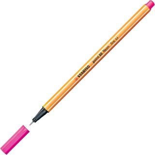 STABILO Fineliner Point 88 neonpink