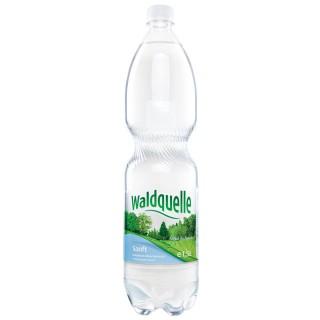 WALDQUELLE Mineralwasser mild 6 Stück à 1,5 Liter