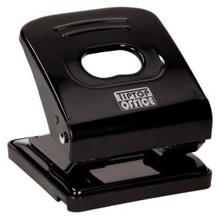 TIP TOP OFFICE Locher für 30 Blatt schwarz