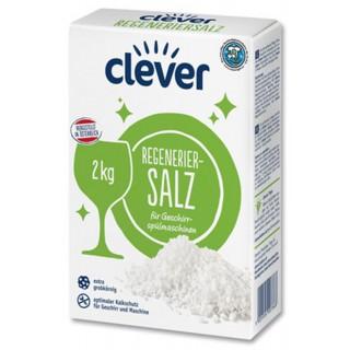 CLEVER Regeneriersalz 2 kg