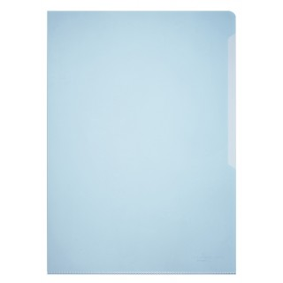 DURABLE Aktenhülle A4 150 my 50 Stück blau