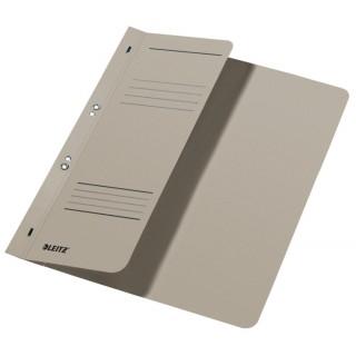 LEITZ Ösenhefter 3740 A4 halber Vorderdeckel grau