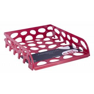 SAX Briefkorb Voronoi 555 A4 rot