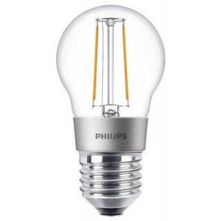 PHILIPS LED-Birne Classic LEDluster 3-25 W E27 P45 dimmbar