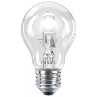 PHILIPS Halogen-Birne 28 W E27 230 V A55 1CT/15 SRP